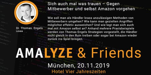 AMALYZE & Friends 2019