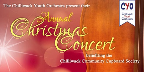 Annual Christmas Concert benefiting Chilliwack Community Cupboard Society tickets