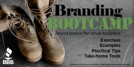 BBB Power Lunch: Branding Bootcamp tickets