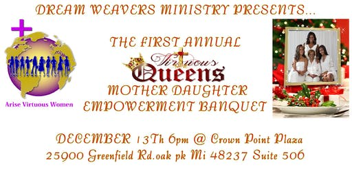 MOTHER AND DAUGHTER EMPOWERMENT BANQUET