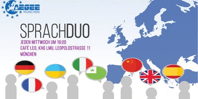 Sprachduo Weekly Language Café