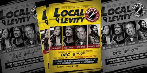 Local Levity CoLee Reyes , Ryan Shipley , Troy Davis, Thaddaeus McKee