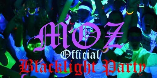 MOZ OFFICIAL BLACKLIGHT PARTY
