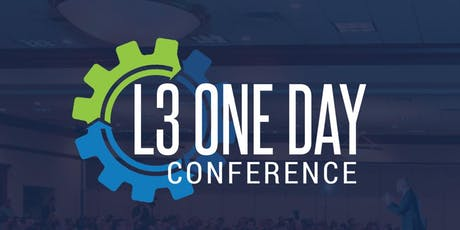 L3 One Day 2020 Conference tickets
