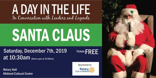 A Day in the Life with Santa Claus
