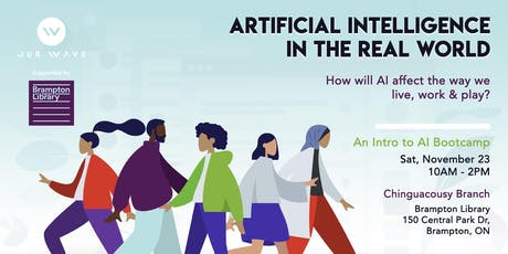 Artificial Intelligence in the Real World tickets