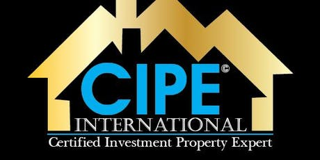 Certified Investment Property Expert Expert Residential tickets