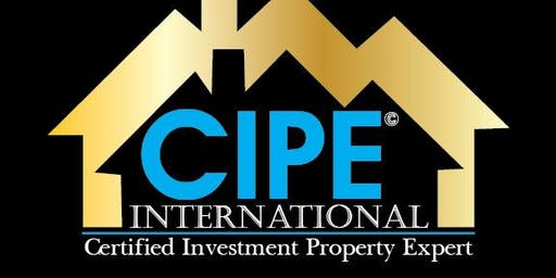 Certified Investment Property Expert Expert Residential