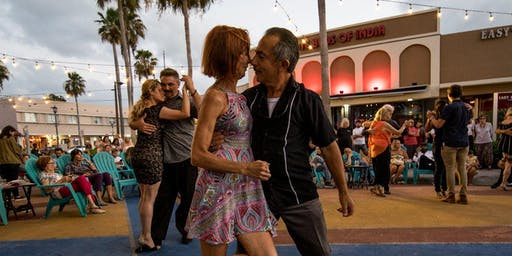 Milonga at The Fountain