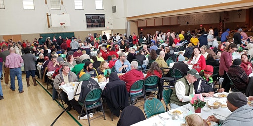 12TH ANNUAL ST MATTHEW FREE COMMUNITY CHRISTMAS DAY DINNER