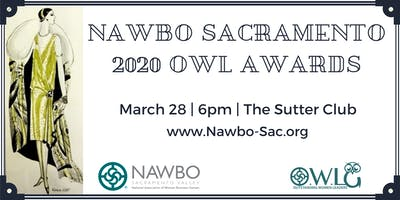 22nd Annual OWL Awards - NAWBO Sacramento Valley