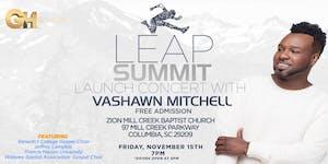 Gospel Heritage Launch Concert with VaShawn Mitchell