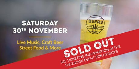 Beers at the Basin 2019 tickets