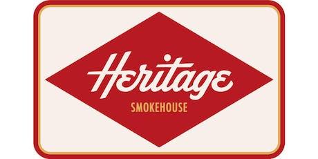 Heritage Smokehouse Feast tickets