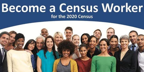 Learn How to Apply For a Job with the Census tickets