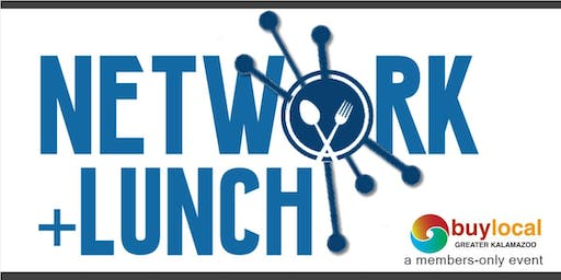 Buy Local [Members Only] Lunch + Network