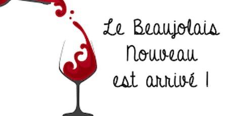Beaujolais Nouveau tickets