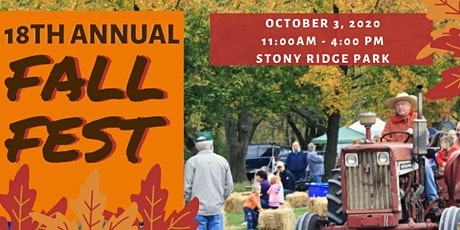 18th Annual Fall Festival tickets