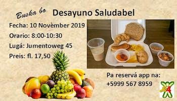 Desayuno Saludabel