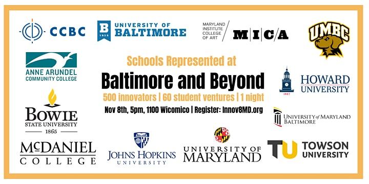 Baltimore and Beyond Fall Conference image