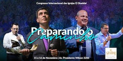 Congresso das Igrejas El Shaddai 2019