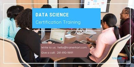 Data Science 4 days Classroom Training in Odessa, TX tickets