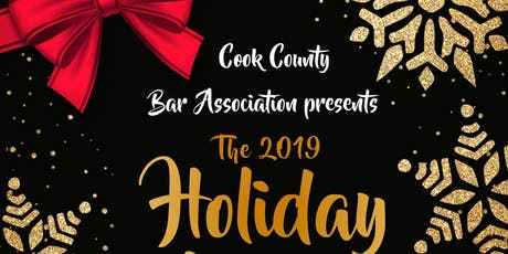 2019 Cook County Bar Association  Holiday Mingle tickets