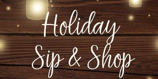 Holiday Vendor & Craft Shop