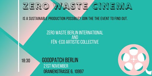 Zero Waste Cinema - Is a sustainable production possible?
