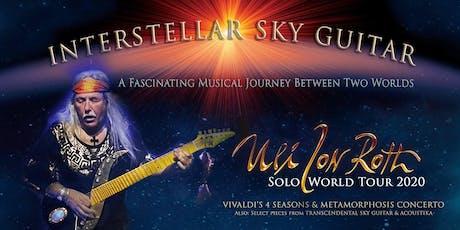 Uli Jon Roth - One Man Solo Tour 2020 tickets