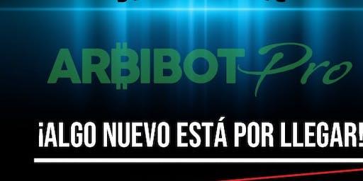 Lanzamiento Arbibot Pro