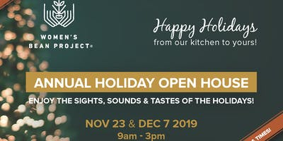 Women's Bean Project Holiday Open House