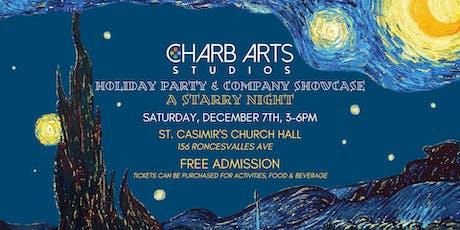 Holiday Party & Company Showcase tickets