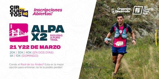 Alpa X2