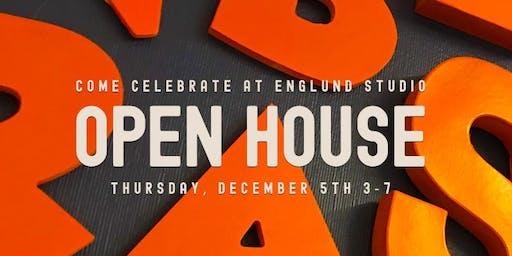 Englund Studio Open House
