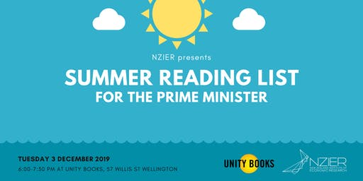 NZIER summer reading list for the Prime Minister
