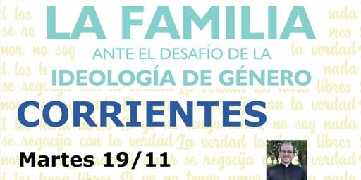 """Conferencia """"La Familia ante el desafío de la Ideología de Género"""""""
