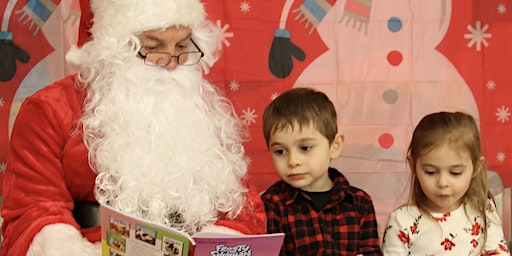 Crafts, Snacks & Story time with Santa
