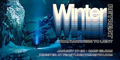 Winter Retreat tickets
