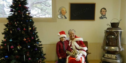 Hot Cocoa and Warm Cookies with Mrs. Claus, A Local Fundraiser