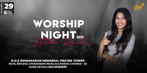 UTurn Worship Night featuring Stella Ramola