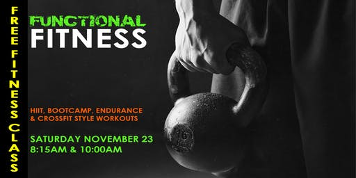 Kingdom Arts Free Functional Fitness Demo Class