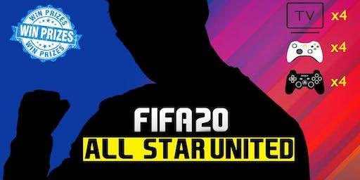 All-Star United FIFA 20 Club Competition - Twickenham