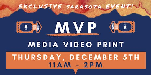Exclusive MVP Marketing Event Sarasota! (lunch provided)