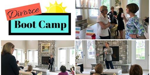 Daytime Divorce Boot Camp - Newton, MA