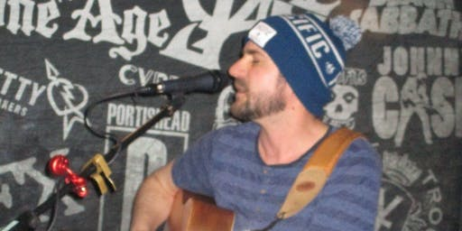 LIVE #AtTheEnz (Downtown): Acoustic Rock w/ Sam Bainbridge