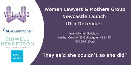 They said she couldn't so she did - WLAM - Newcastle Launch Event tickets