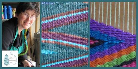 Workshop at WeFF: Wonderful Wedge Weave with Kathleen Waln tickets