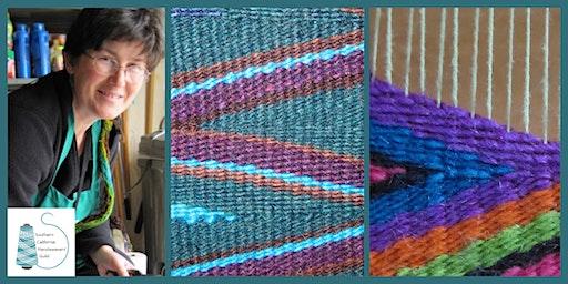 WeFF Workshop: Wonderful Wedge Weave with Kathleen Waln