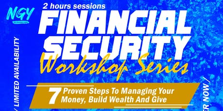 Financial Security Workshop Series tickets